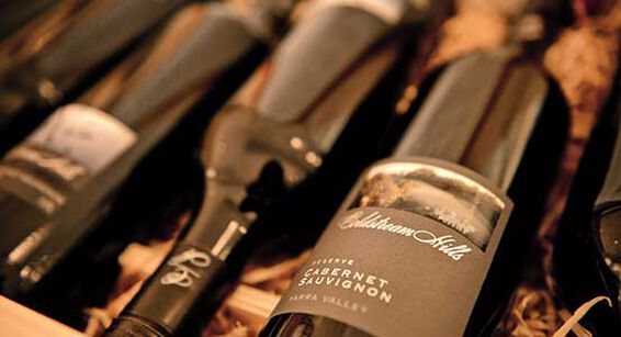 Amphitheatre Club Bespoke Wine Plans